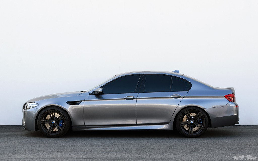 BMW M5 F10 by EAS