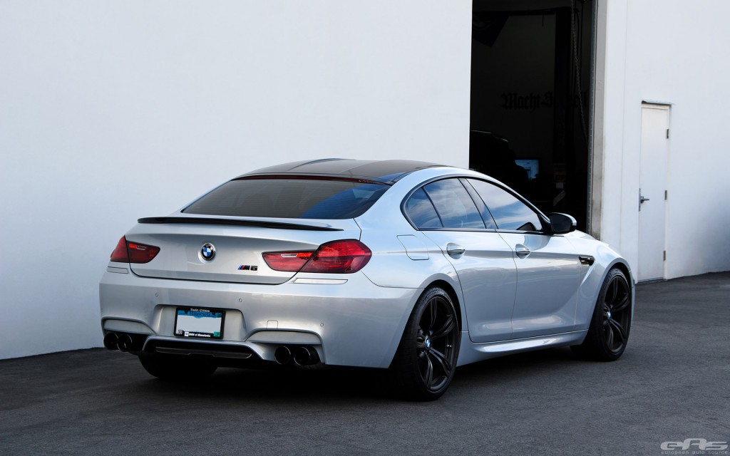 BMW M6 GC by EAS
