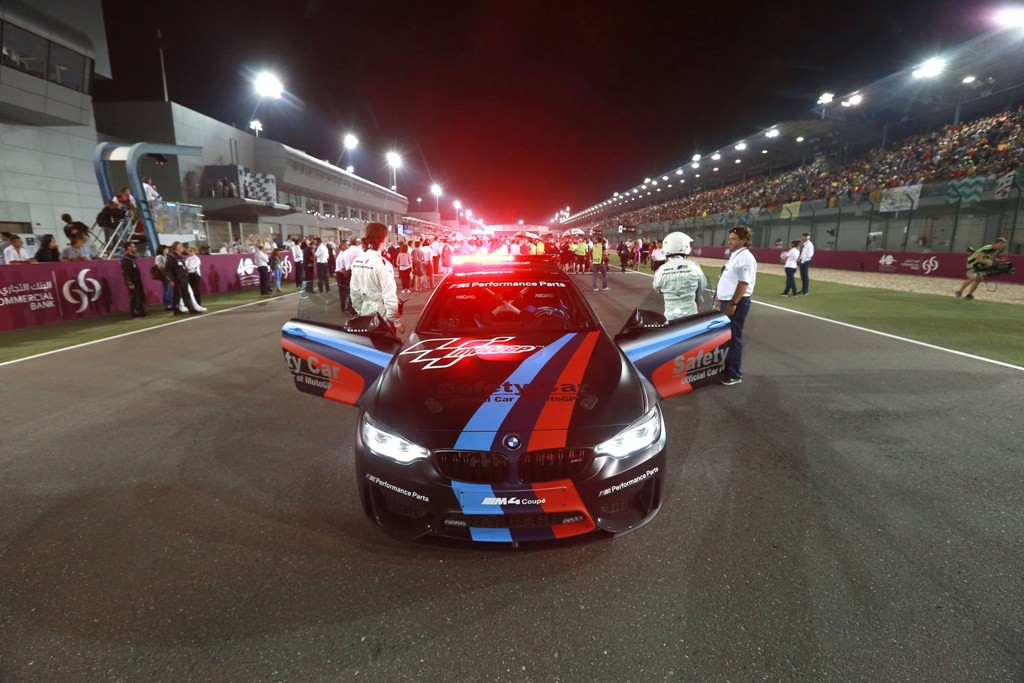 BMW M4 MotoGP SafetyCar