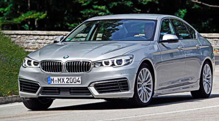 BMW 530e 540e 530d