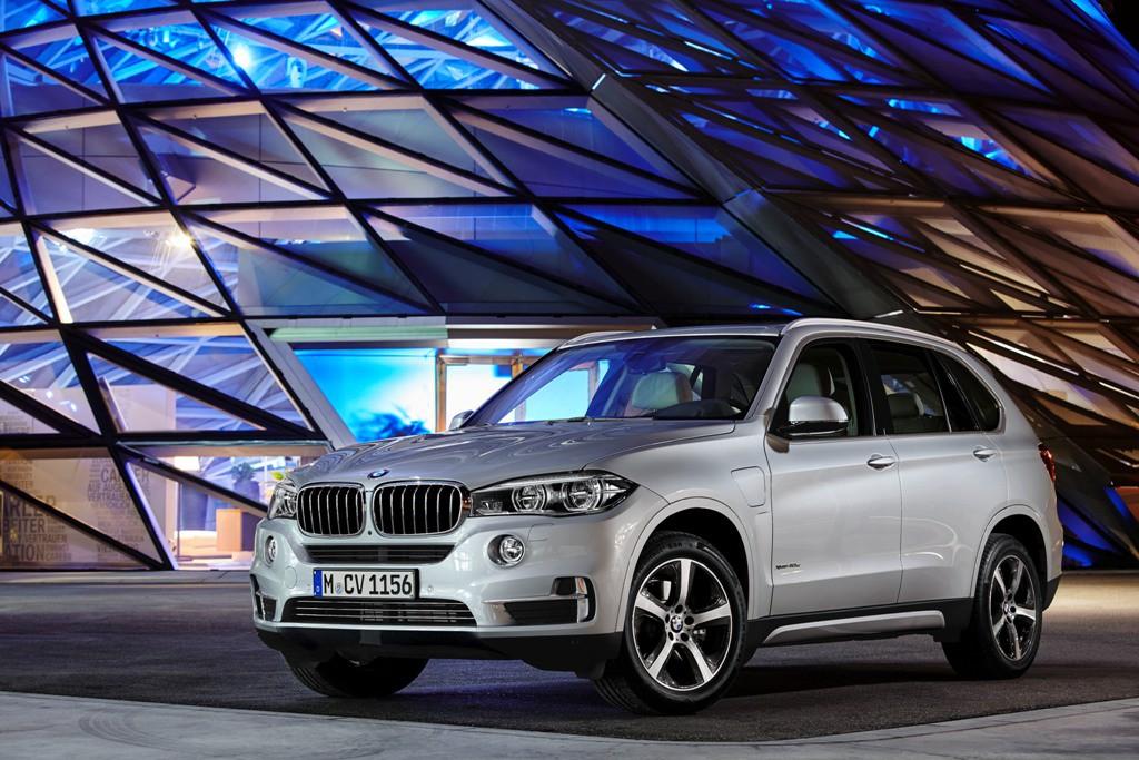 BMW X5 @ Ecomondo
