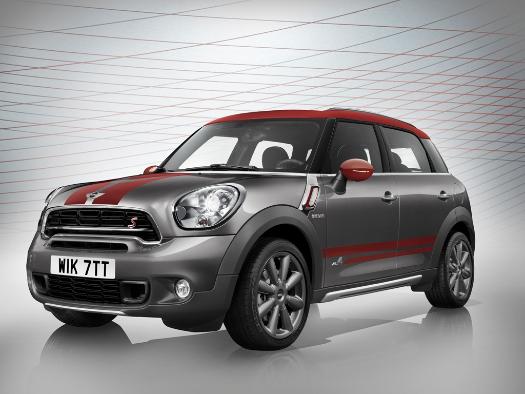 Mini Countryman Cooper S Park Lane