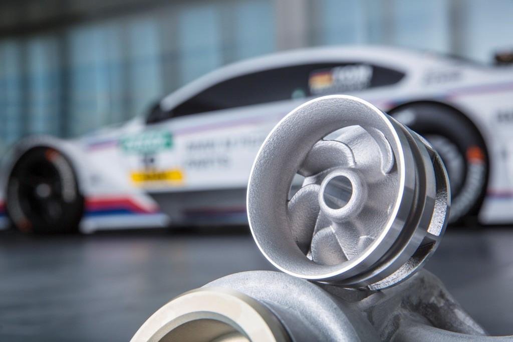 BMW DTM Pompa Acqua - Wasser Pumpe