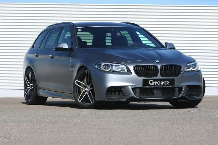 BMW M550d GPower