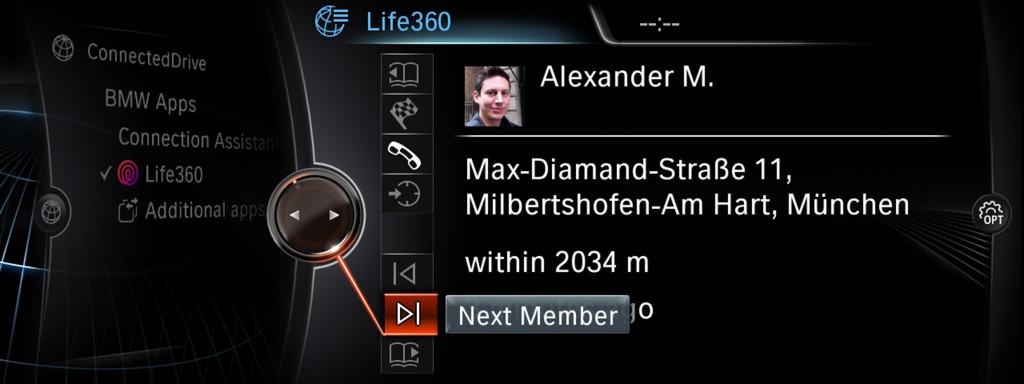 BMW-Mini Life360