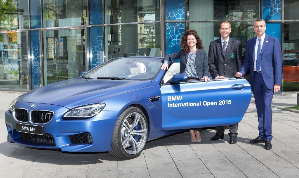BMW OPEN Golf
