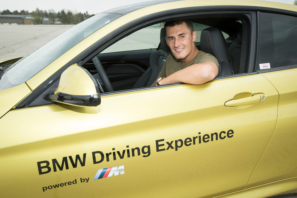 BMW Open M Driving Accademy
