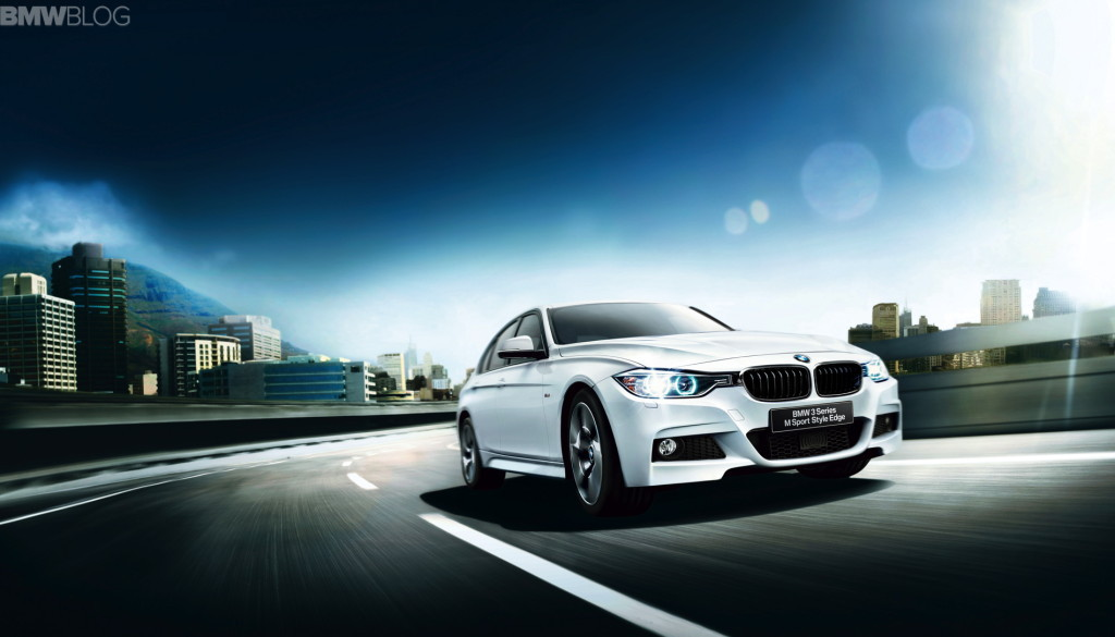BMW Serie 3 M Sport Syle Edge JPN