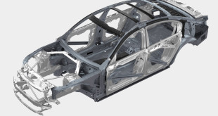 EuroCarBody Award 2015 Carbon Core