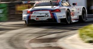BMW Z4 GTLM USCC