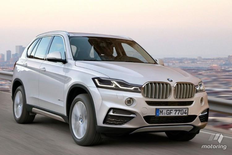 BMW X3M render