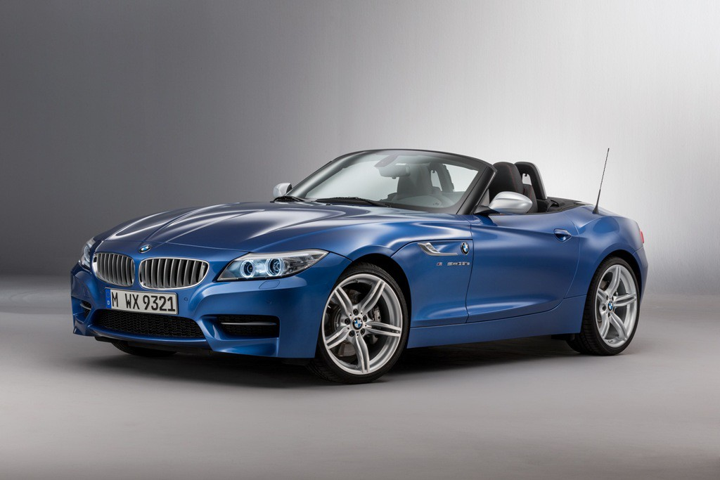 BMW Z4 M Sport Estoril Blau