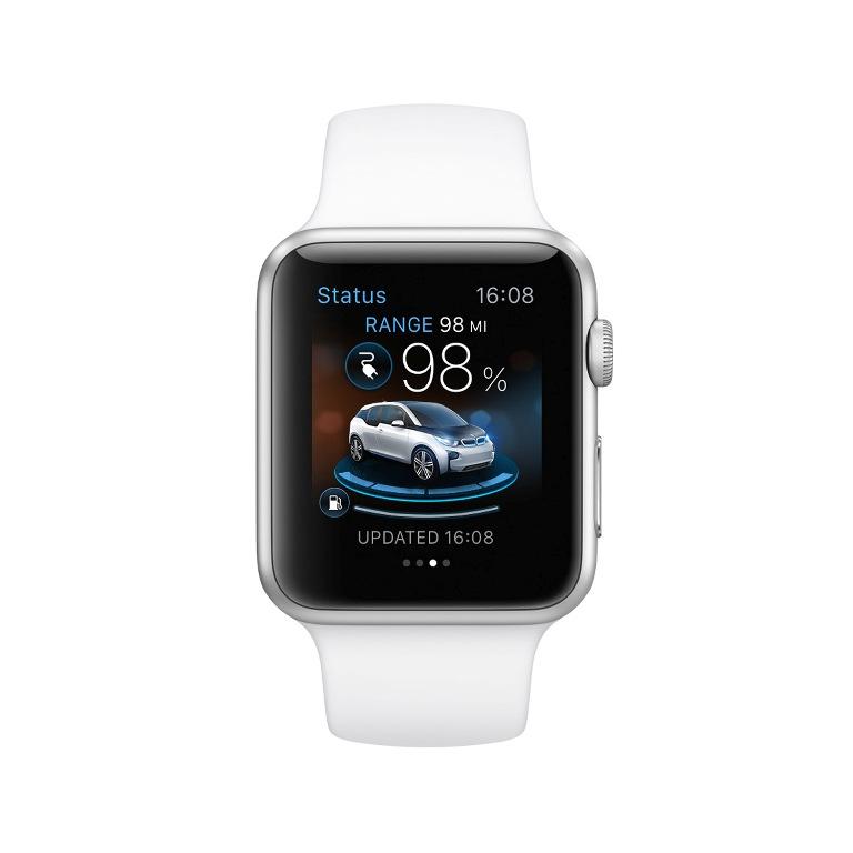 BMW i Apple Watch (2)