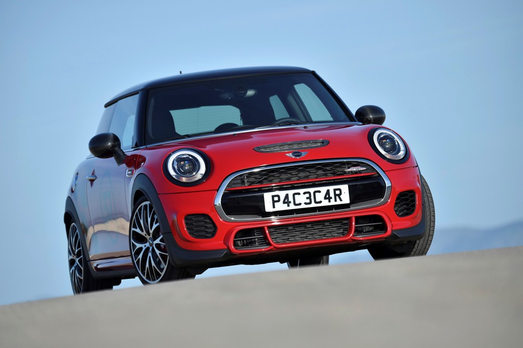 MINI JCW Performance