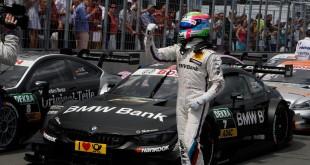 Bruno Spengler pole Norisring BMW Bank Winter Challenge