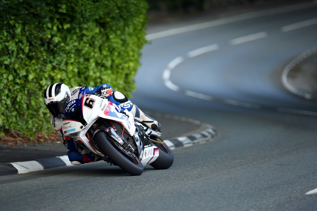 Isle of Man TT 2015. 4th June 2015. William Dunlop BMW/Tyco BMW Motorrad Racing