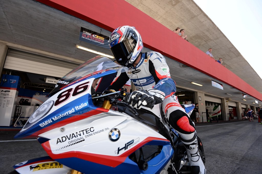 BMW SBK Portimao qualifiche (4)