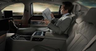 Car Connectivity Award - BMW serie 7 g11