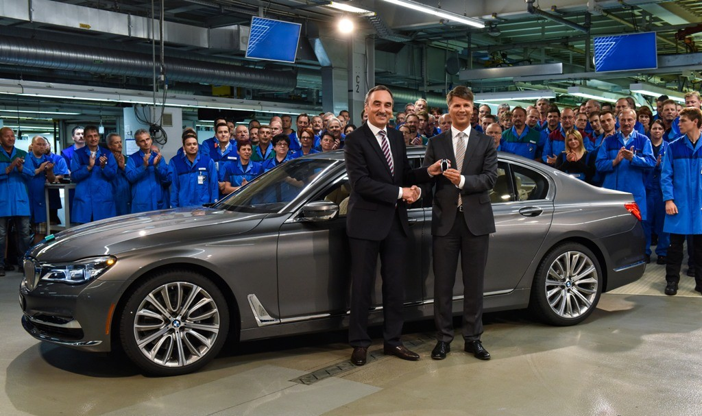 bmw serie 7 g11 BMW Group
