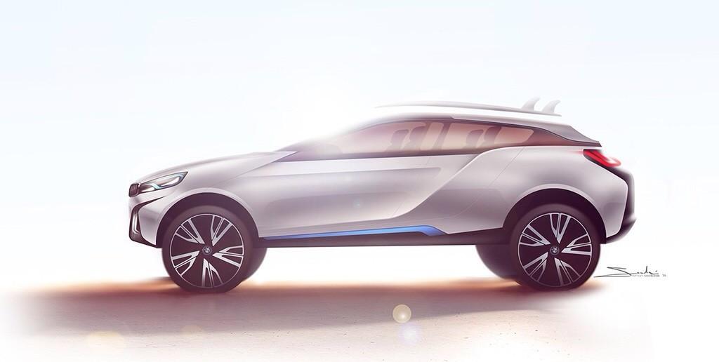 BMW Suv Elettrico