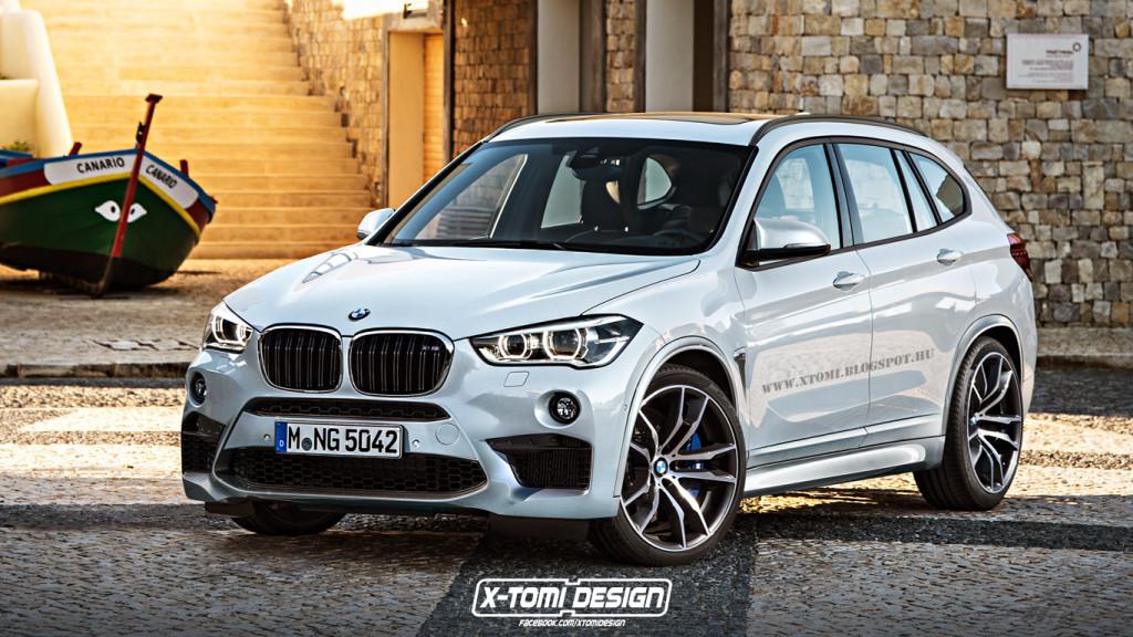 BMW-X1M