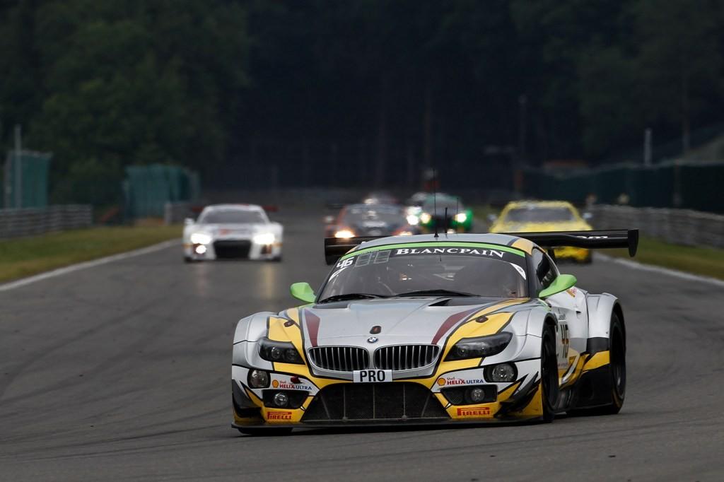 24h di SPA BMW Team RLL