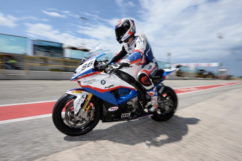 BMW Motorrad SBK Italia S1000 Badovini Misano