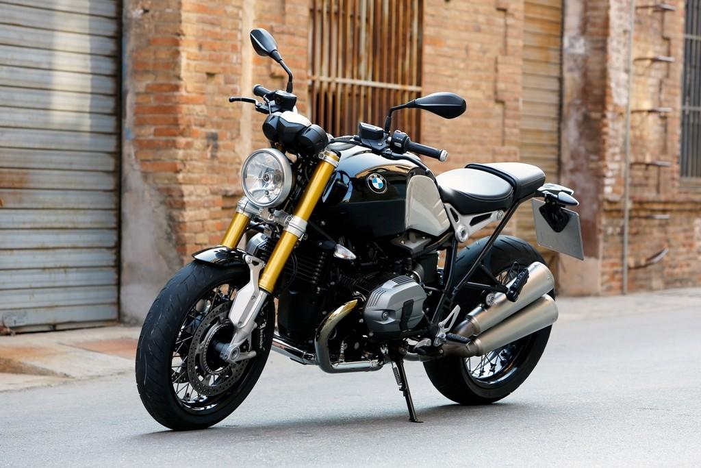 BMW Motorrad Italia R NineT