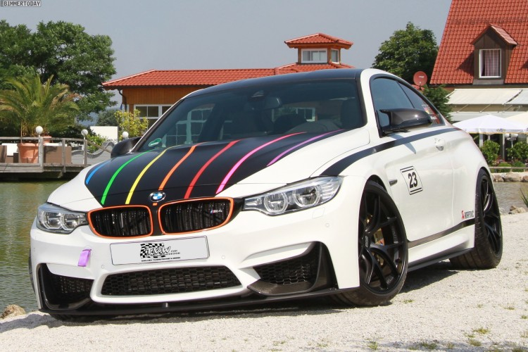 bmw m4 dm wittmann edition
