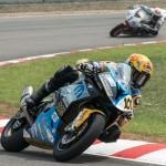 BMW Motorrad race