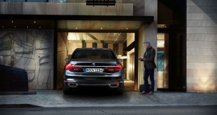 CarIT-Award 2016-BMW Serie 7 G11