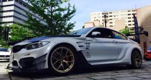 BMW M4 Widebody F82