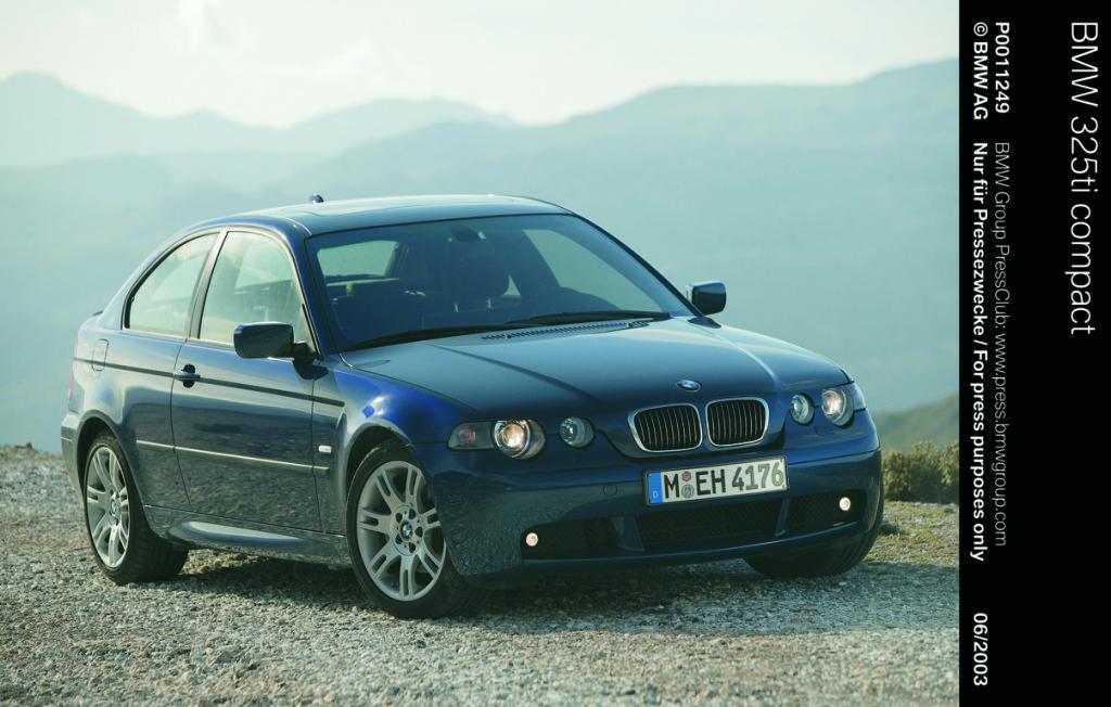 BMW 325ti Compact RID