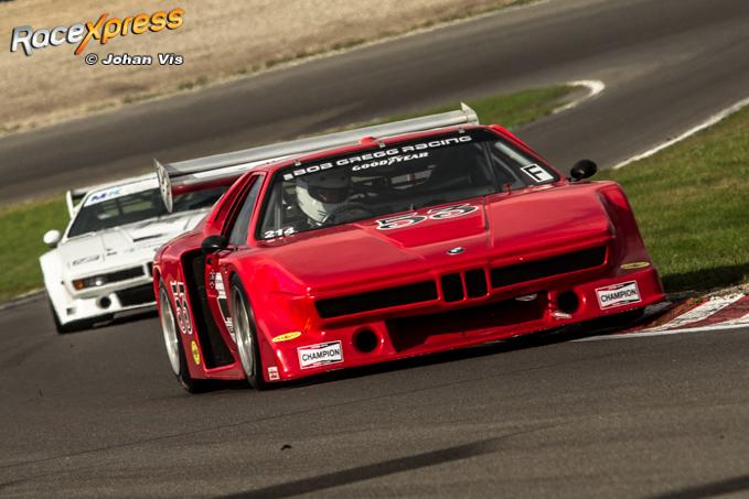 BMW Group Classic Motorsport M1 Procar