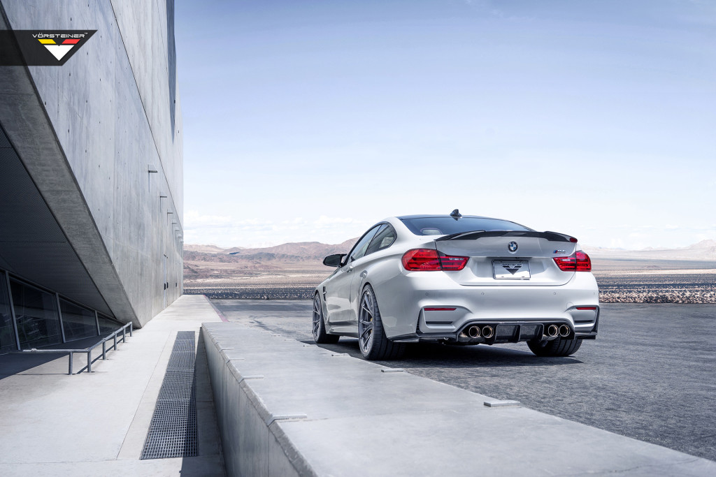 BMW M4 Vorsteiner