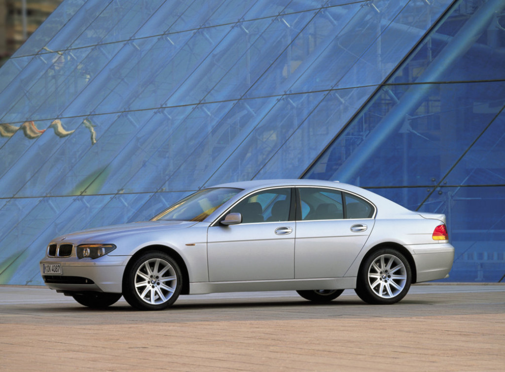 BMW Serie 7 E65 RID
