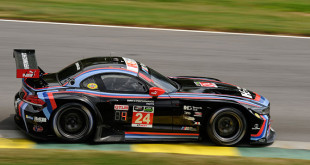 BMW Z4 GTLM Team RLL