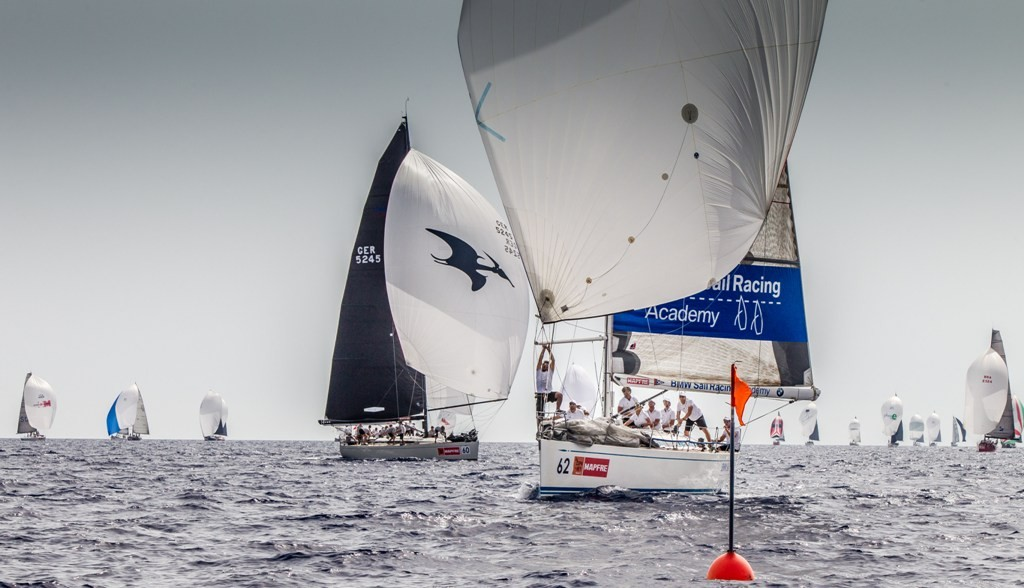 BMW Sail Racing Academy