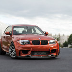 BMW 1M Valencia Orange