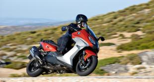 BMW Motorrad Urban C 650 Sport