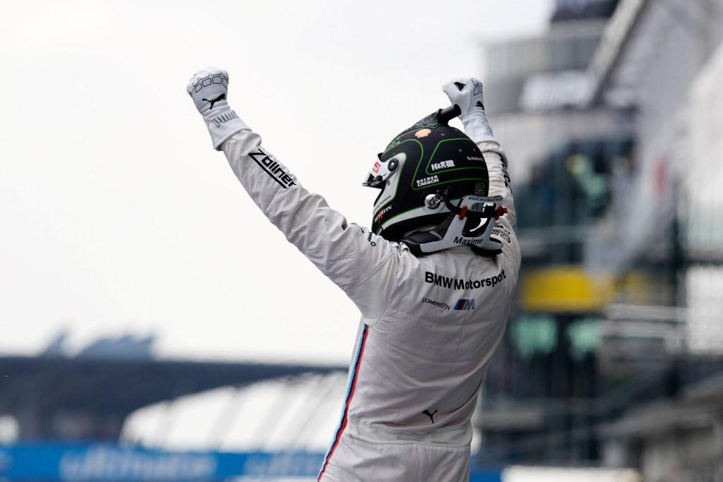 Maxime Martin Nurburgring
