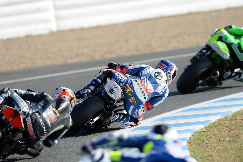BMW Motorrad Italia SBK Team Jerez