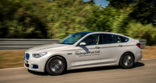 Fuel Cell BMW