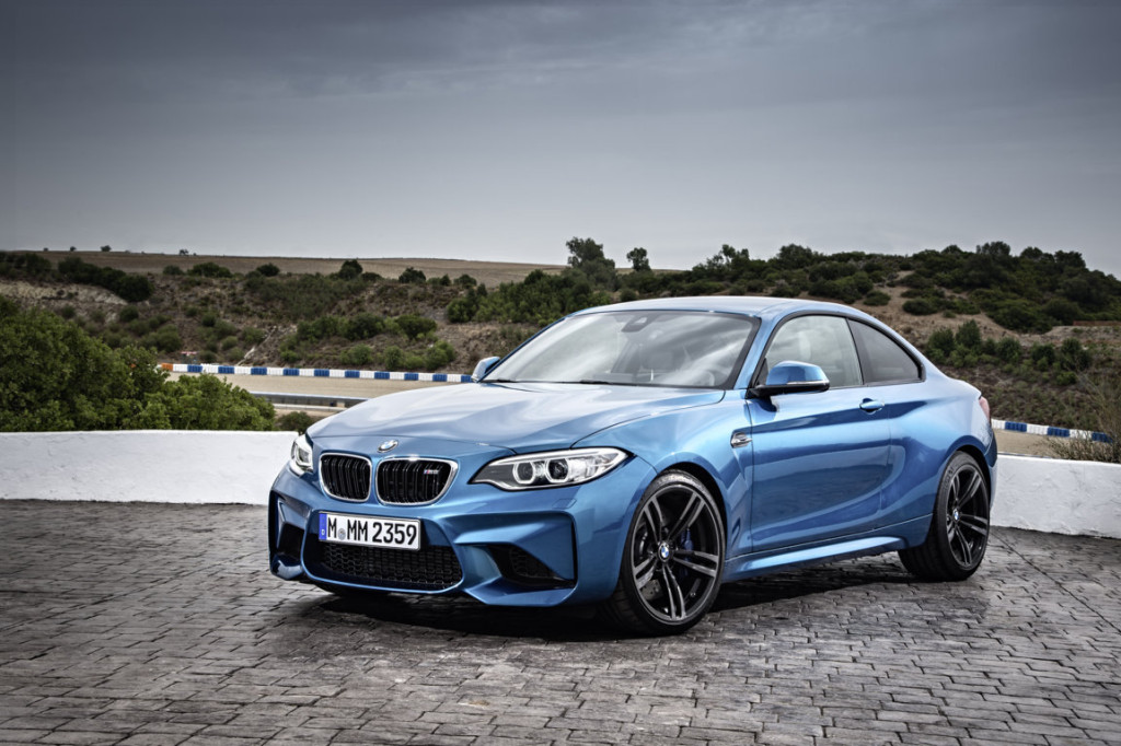 BMW M2 Coupe'