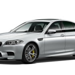 BMW M5 Pure Metallic Edition