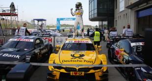 DTM BMW M4 Timo Glock