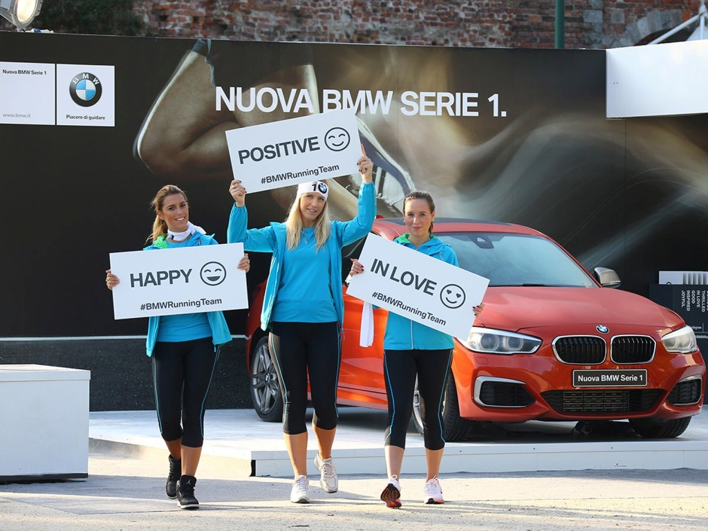 WE ARE 1 BMW RUNNING TEAM