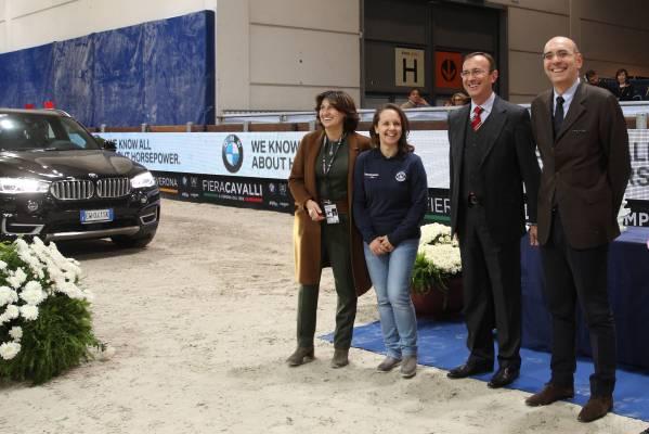 BMW Fieracavalli Dynamo Camp