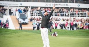 BMW Masters 2015 Borberg Kristoffer
