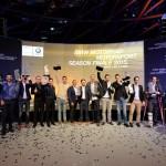Matthieu Lussiana BMW Motorrad Race Trophy Season Finale 2015